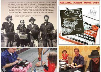 Press Archive Typewriter Rodeo